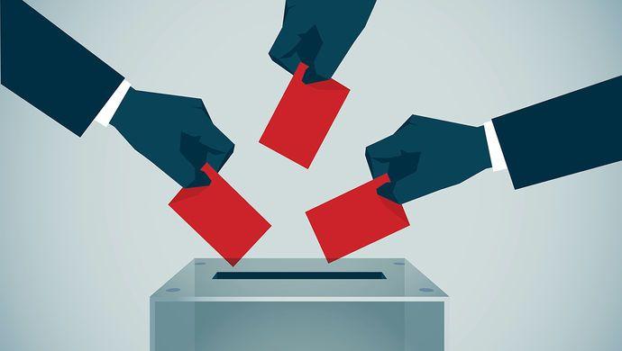 俄罗斯独立选举监察机构将采用区块链投票制