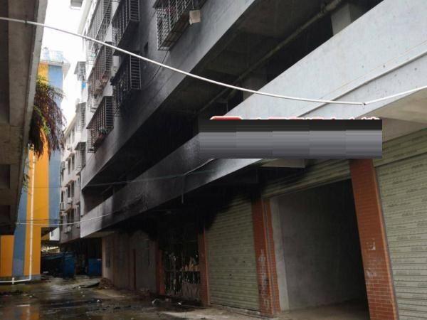 桂林一民房发生火灾致5人死亡 火灾现场惨不忍睹