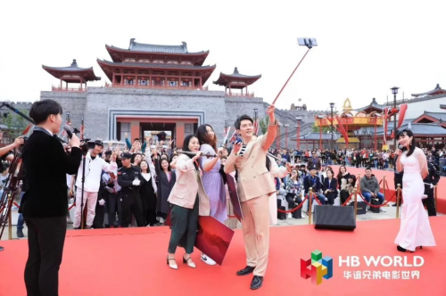 文旅市场需求持续增长 华谊兄弟实景娱乐五一游客量20万创新高