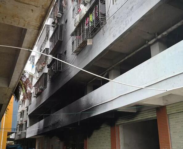桂林一民房起火致5死多伤 桂林民房火灾最新消息