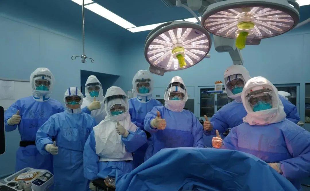 全球首例老年新冠肺移植受者即将康复出院