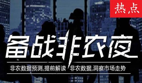 秦梓昕:兵马未动,粮草先行!解读非农操作技巧带你稳健回本!